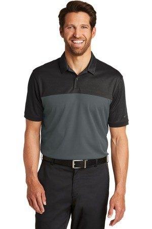 Nike Dri-FIT Colorblock Micro Pique Polo. 881655