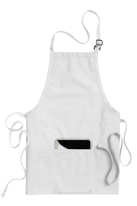 3-Pocket Bib Apron 9002