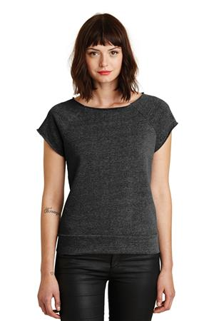 Alternative  Rehearsal Short Sleeve Pullover Sweatshirt. AA2823