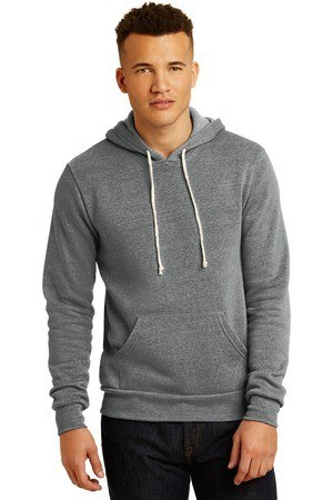 Alternative Challenger Eco -Fleece Pullover Hoodie. AA9595