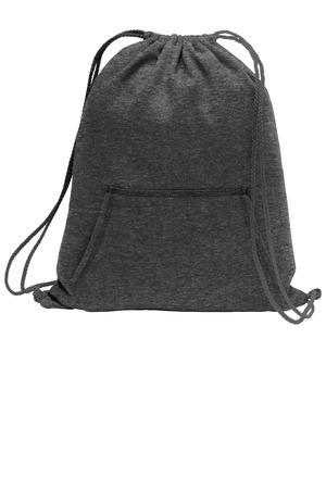 Port & Company Core Fleece Sweatshirt Cinch Pack. BG614