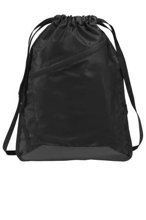 Port Authority  Zip-It Cinch Pack. BG616