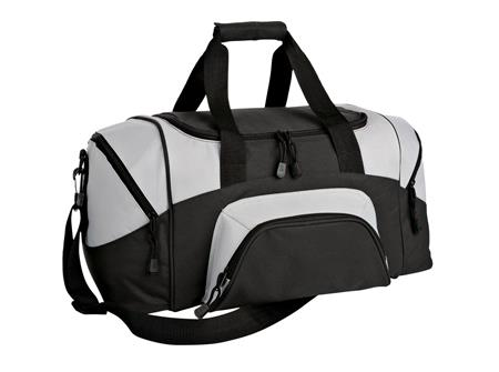 Port and Company - Improved Colorblock Small Sport Duffel. BG990S