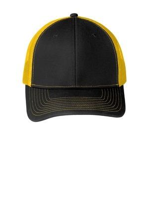 Port Authority Snapback Trucker Cap. C112