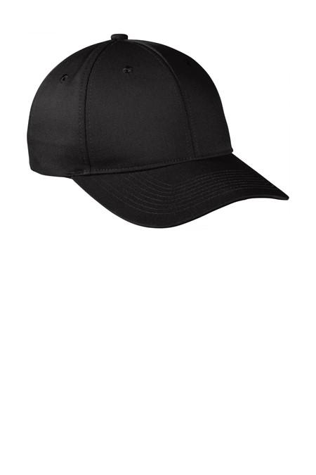 Port Authority Snapback Fine Twill Cap C801