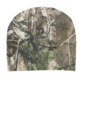 Port Authority Camouflage Fleece Beanie. C901