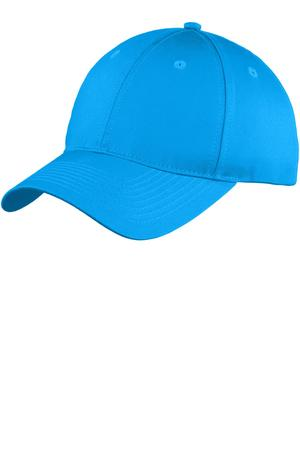 Port and Company Youth Six-Panel UnstructuredTwill Cap. YC914