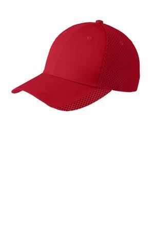 Port Authority Two-Color Mesh Back Cap. C923