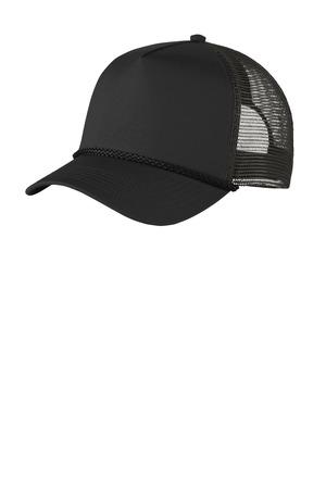 Port Authority  5-Panel Snapback Cap. C932