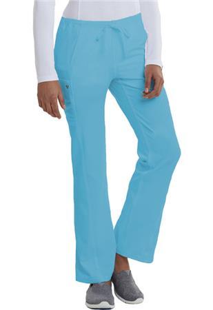 Low Rise Straight Leg Drawstring Pant CA100T