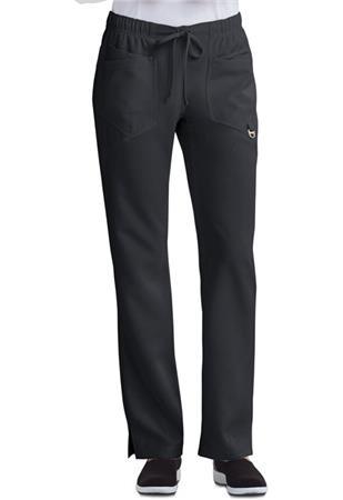 Low Rise Straight Leg Drawstring Pant CA105AP