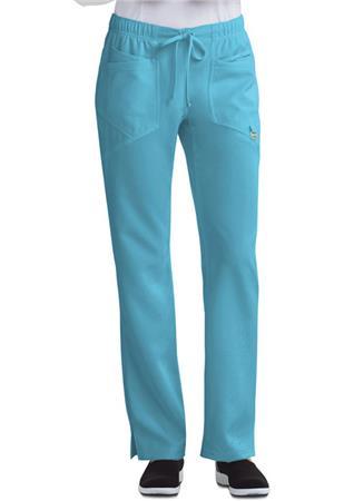 Low Rise Straight Leg Drawstring Pant CA105AT