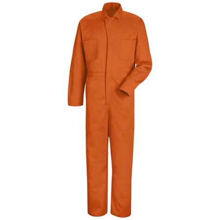 Snap-front Cotton Coverall - CC14