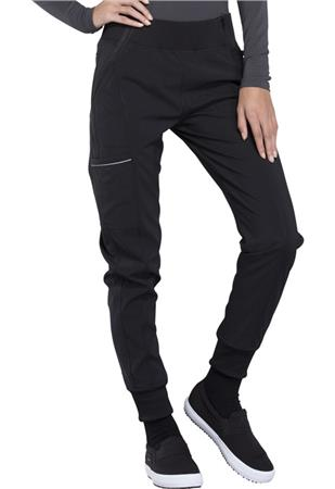 Mid Rise Tapered Leg Jogger Pant CK110A