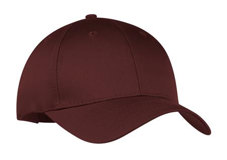 Port and Company - Six-Panel Twill Cap. CP80