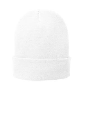 Port & Company Fleece-Lined Knit Cap. CP90L