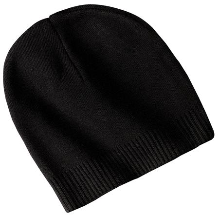 Port Authority - 100% Cotton Beanie. CP95