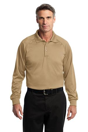 CornerStone - Select Long Sleeve Snag-ProofTactical Polo. CS410LS