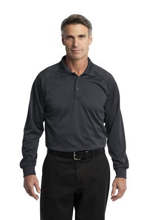 CornerStone - Select Long Sleeve Snag-Proof Tactical Polo. CS410LS