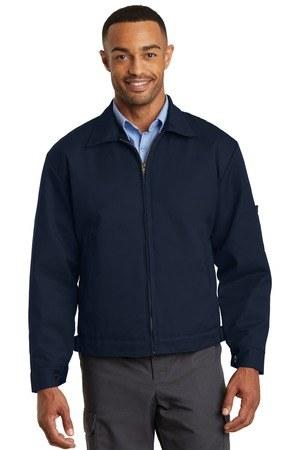 Red Kap Slash Pocket Jacket.  CSJT22