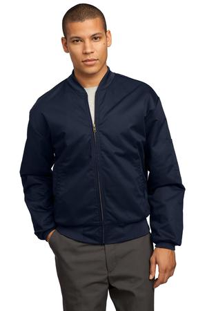 Red Kap Team Style Jacket with Slash Pockets. CSJT38