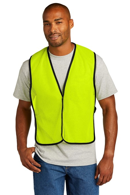 CornerStone  Enhanced Visibility Mesh Vest. CSV01