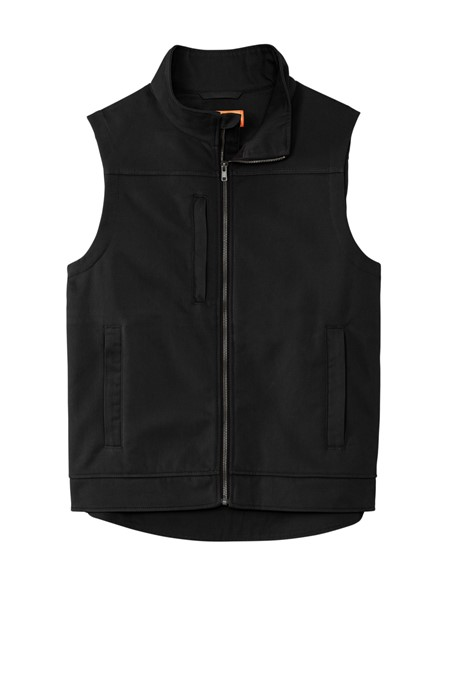CornerStone Duck Bonded Soft Shell Vest CSV60
