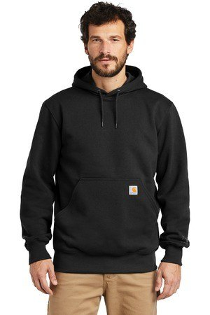 Carhartt  Rain Defender  Paxton Heavyweight Hooded Sweatshirt. CT100615