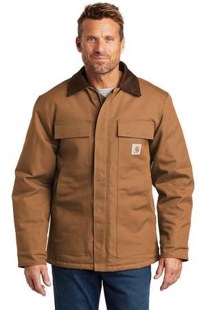 Carhartt  Tall Duck Traditional Coat. CTTC003