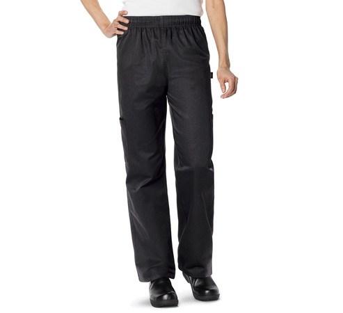 Unisex Elastic Waist Cargo Pocket Pant DC12