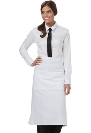 Full Bistro Waist Apron with 2 Pockets DC58