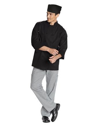 Elastic Chef Beanie DC59