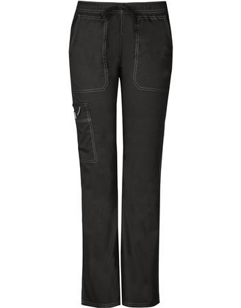 Low Rise Straight Leg Drawstring Pant DK100P