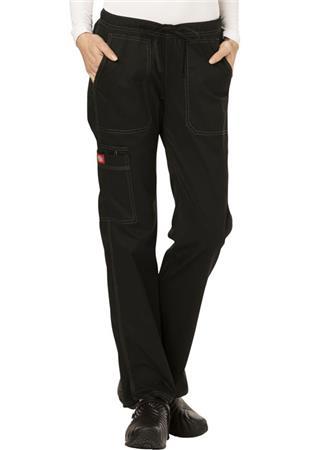 Low Rise Straight Leg Drawstring Pant DK100T