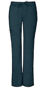Low Rise Straight Leg Drawstring Pant DK100