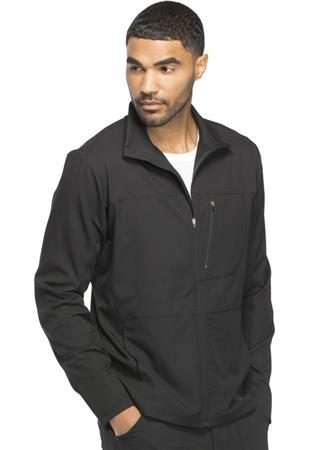 Dickies Men's Zip Front Warm-up Jacket