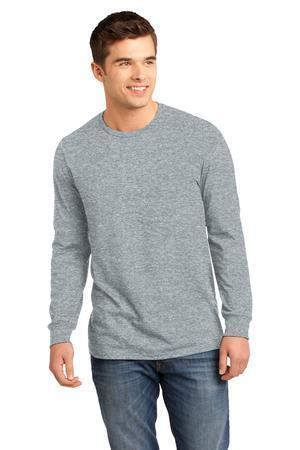 District - Young Mens Concert Tee Long Sleeve. DT5200