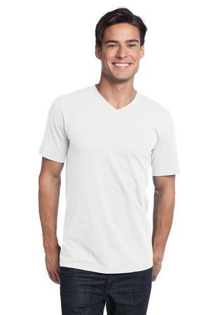 District - Young Mens Concert Tee V-Neck DT5500