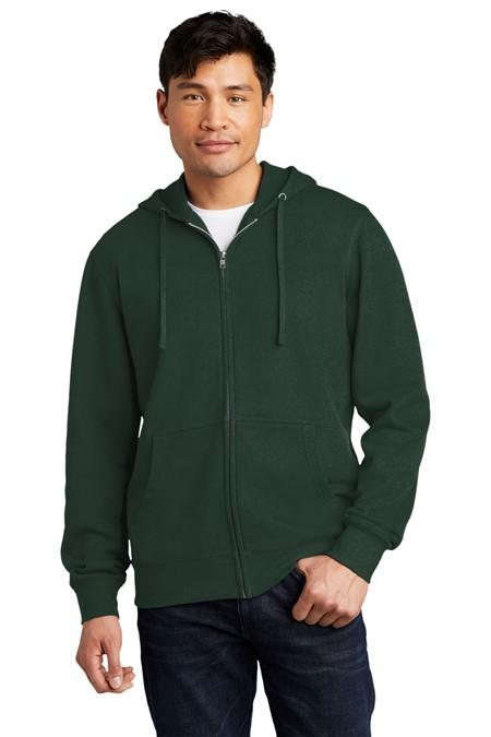 District V.I.T.Fleece Full-Zip Hoodie DT6102