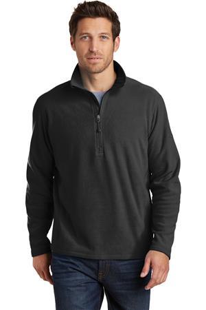 Eddie Bauer1/2-Zip Microfleece Jacket. EB226