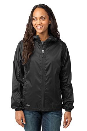 Eddie Bauer - Ladies Packable Wind Jacket. EB501