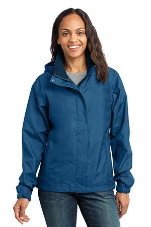 Eddie Bauer - Ladies Rain Jacket. EB551