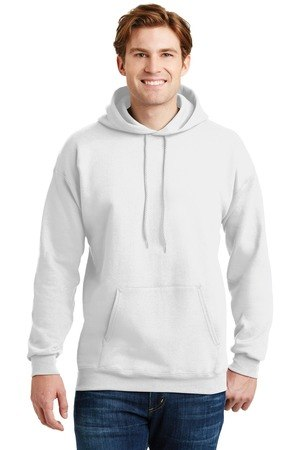 Hanes Ultimate Cotton - Pullover Hooded Sweatshirt.  F170