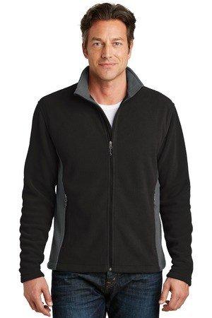 Port Authority Colorblock Value Fleece Jacket. F216