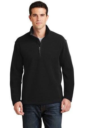 Port Authority Value Fleece 1/4-Zip Pullover. F218