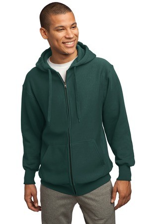 Sport-Tek - Super Heavyweight Full-Zip Hooded Sweatshirt. F282