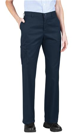 Dickies Women Premium Cargo-Multi-Pocket Pant, Relaxed FP223DN