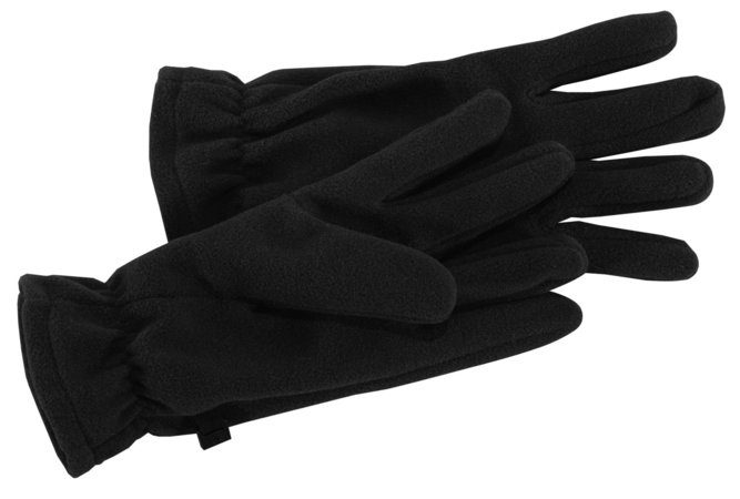 Port Authority Fleece Gloves.  GL01