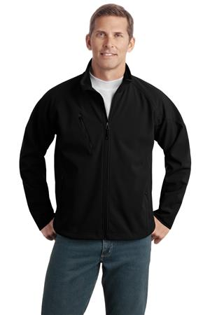Port Authority - Textured Soft Shell Jacket.J705