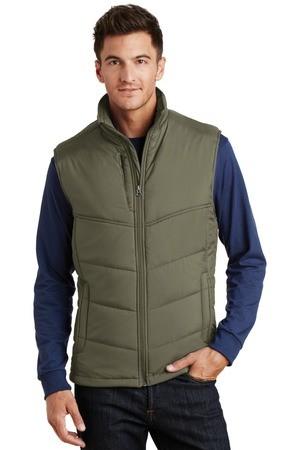 Port Authority Puffy Vest. J709